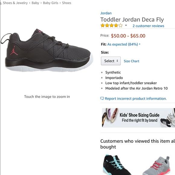 4c47955daa6 Air Jordan Shoes | New Infanttoddler Size 5 Jordan Tennis | Poshmark